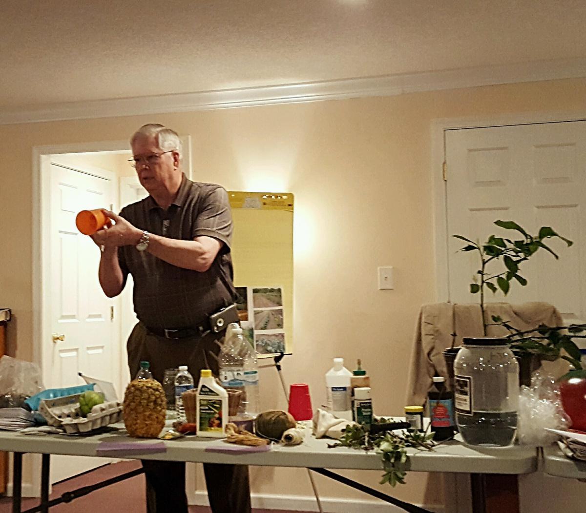 Gardening Tips From Master Gardener Rev Jim Bennett Wagenersc Com