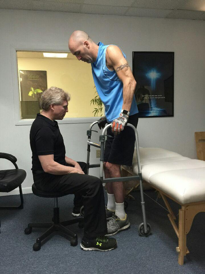 Paralysis Recovery Specialist Ken Bryant to Donate Services